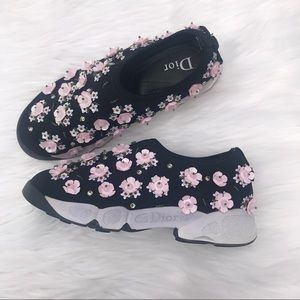 ⭐️DIOR Fusion Floral Sneakers